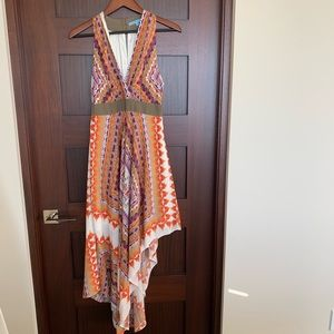 Antonio Melani Asymmetrical Dress